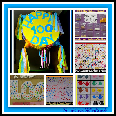 100 Day Celebration RoundUP of Inspiration via RainbowsWithinReach