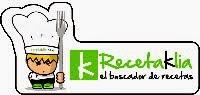RECETAKLIA buscador de recetas