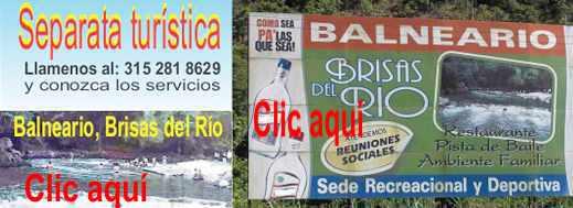 Balneario, Brisas del Río