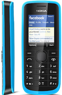 Nokia 109 update Facebook
