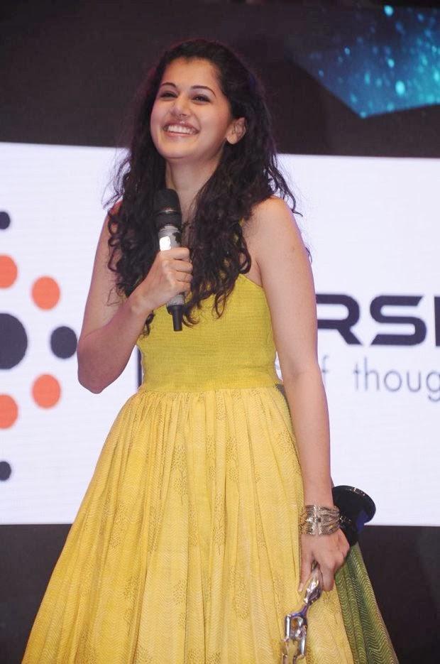 Tapasee Pannu At Edison Awards 2014