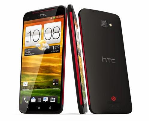 Harga Dan Spesifikasi HTC Butterfly Edisi Terbaru, Super LCD3 Capacitive Touchscreen