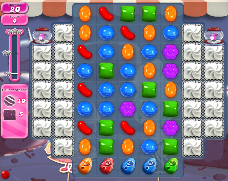 Level 360 | Candy Crush tips level 360