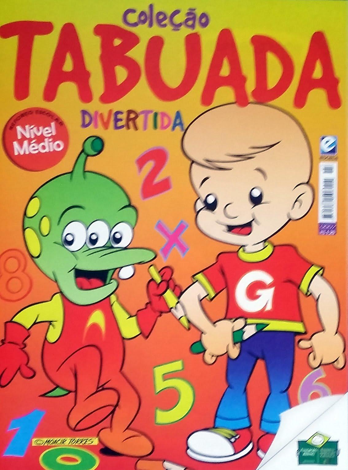 1000 Capas - Turma do Gabi