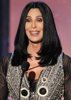 Cher, whose 'Woman's World' single will be released on Tuesday 27 November