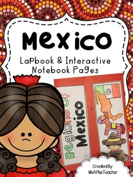 http://www.teacherspayteachers.com/Product/Regions-of-Mexico-Lapbook-Interactive-Pages-1623793
