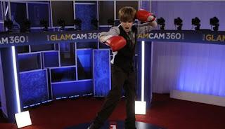 Justin Bieber fight