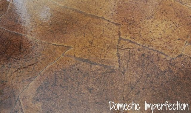 how to make a brown paper bag floor