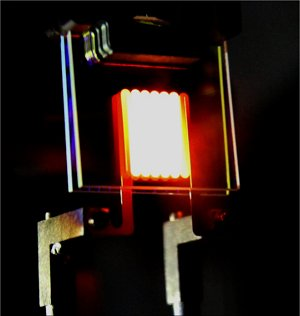 Lâmpadas incandescentes que superam LEDs reciclando calor