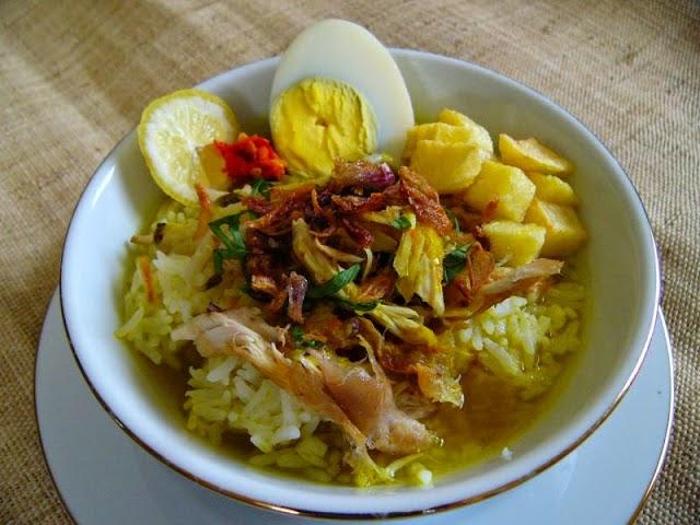 Resep masakan jawa,soto kediri nikmat dan lezat
