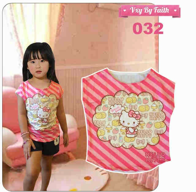 Tee Hello Kitty #032.
