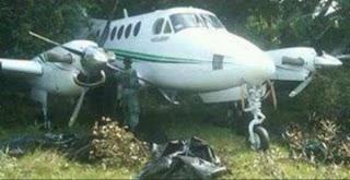 Localizan en Venezuela avión robado en El Higüero