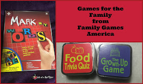 Games for the Family from Family Games America