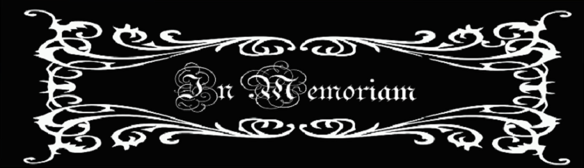 In·Memoriam·Fashion