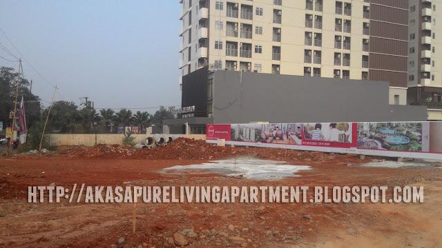 Sebelah Akasa BSD, Serpong Green View Apartment