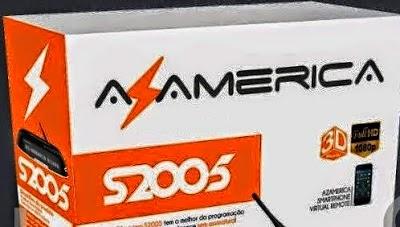 ATUALIZAÇÃO AZAMERICA S2005 - BAIXAR - 28.02.15