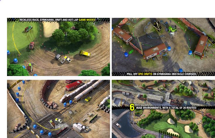 Reckless Racing 3 v1.0.9 APK