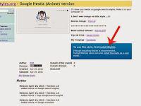 Cara mengganti logo Google dengan gambar sendiri