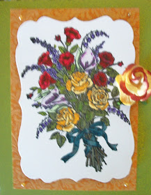This is One of the Cards to be Given Away!  You Could Receive a Beautiful Card by a Random Drawing!