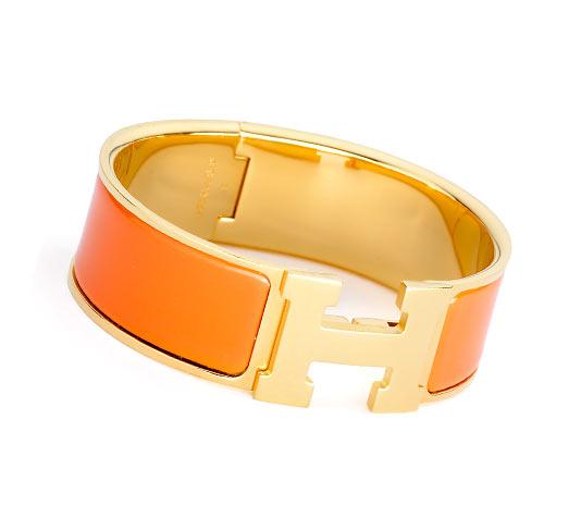 Hermes Bracelet Enamel3