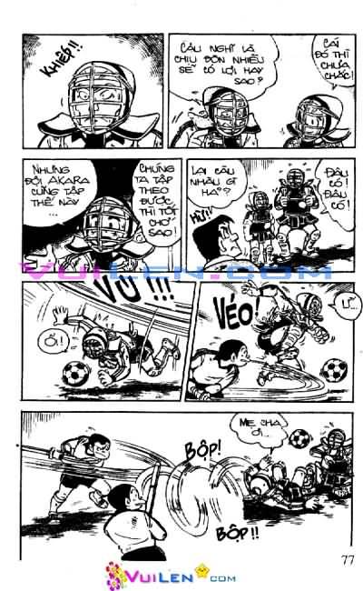 Jindodinho - Đường Dẫn Đến Khung Thành III  Tập 8 page 77 Congtruyen24h