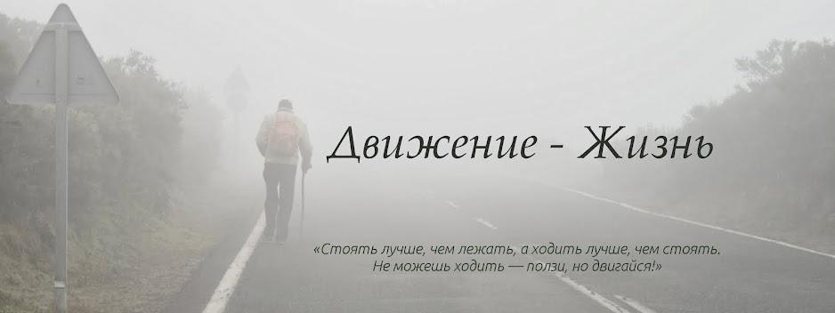 Движение - жизнь