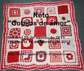 """Reto """"Cobijitos de Amor"""""""