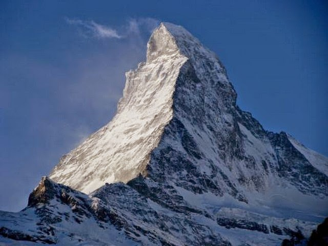 68. Matterhorn (Zermatt, Switzerland)