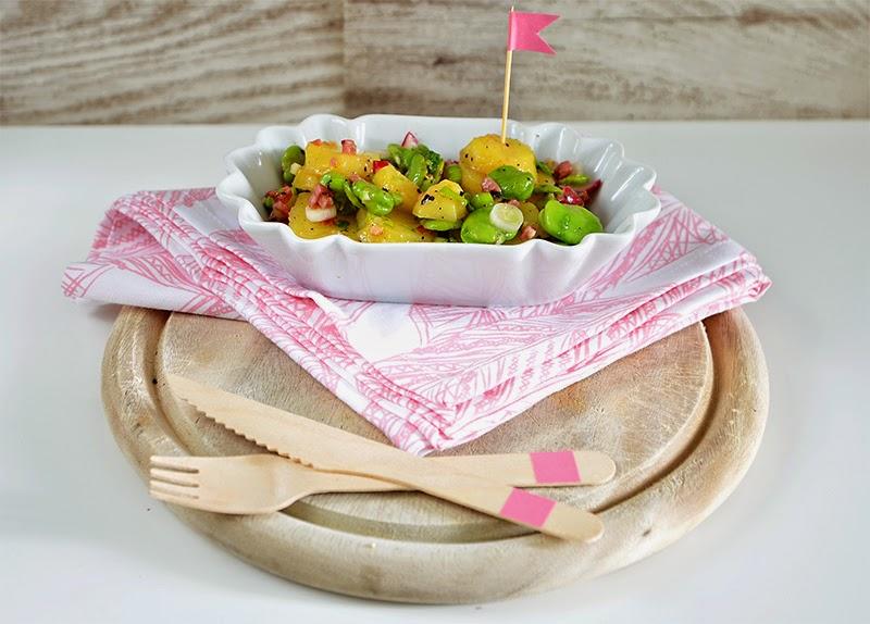 sarahs krisenherd picknick time kartoffelsalat ohne mayo daf r mit dicken bohnen speck. Black Bedroom Furniture Sets. Home Design Ideas
