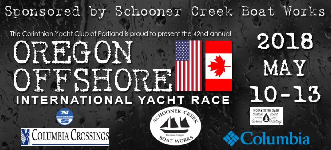 Oregon Offshore 2018