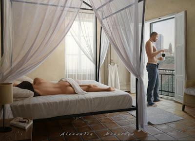 desnudos-femeninos-al-oleo