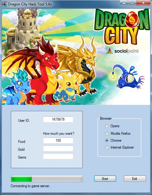 dragon city hack tool 5 7v free download