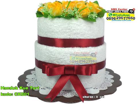 Handuk Kue Tart 2419