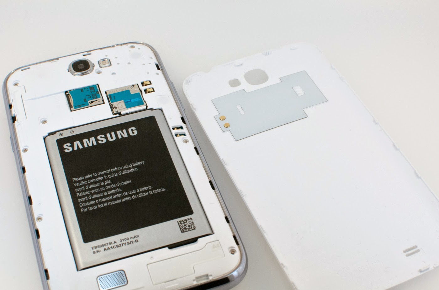 How To Full Charge Your Samsung Galaxy Note 2 In Half An Hour
