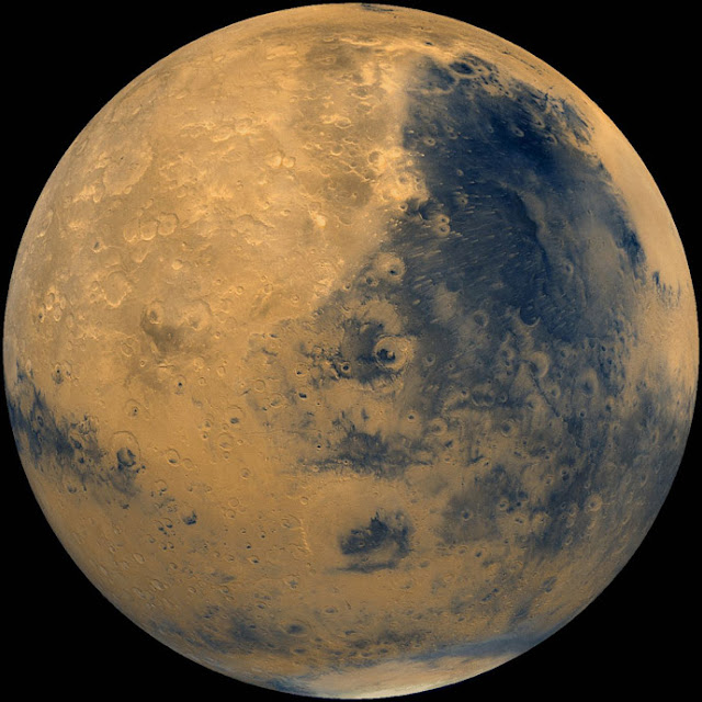 Leaving Earth: 78,000 Apply For A One-way Ticket To Mars
