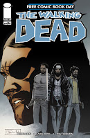 The Walking Dead Comic Book - Free Comic Book Day