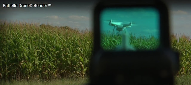 Anti-drone silah