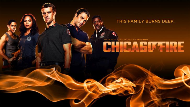 Chicago Fire - Season 3 - Key Art updated to remove Shay