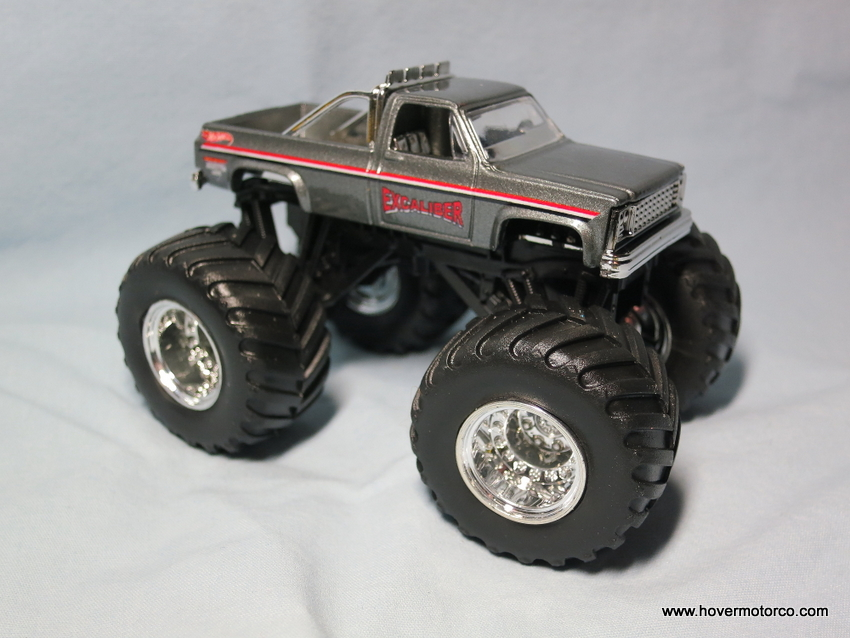 Hot Wheels Monster Jam Toy Trucks