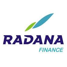 Logo PT Radana Bhaskara Finance