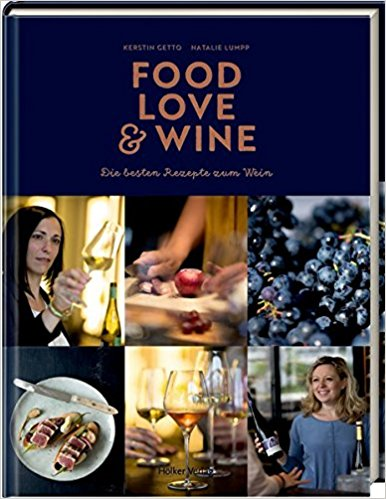 Meine Freundin Kerstin vom Blog cookingaffair hat ein Buch geschrieben! YEAH!