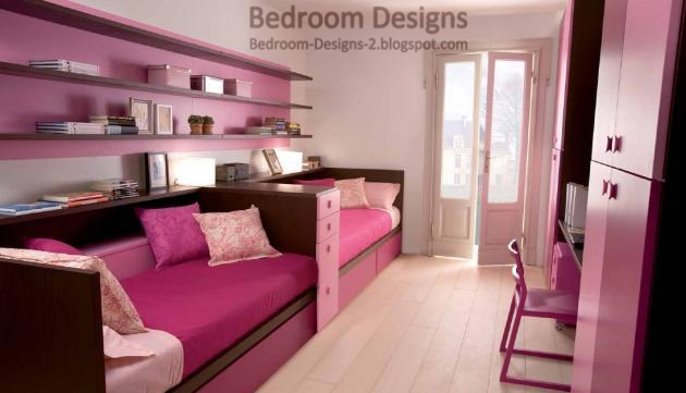 25 Small Bedroom Design Ideas For Kids Bedroom