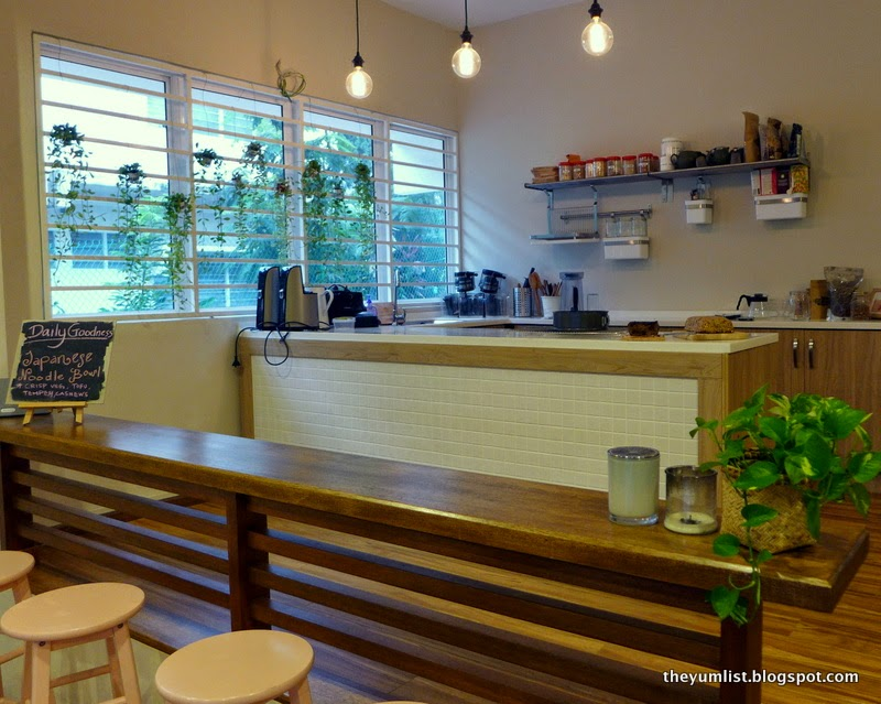Organica, Plant Based and Gluten Free Menu, Bangsar