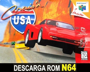 Cruis'n USA ROMs Nintendo64
