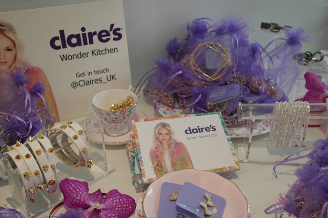 Claire's Jewellery