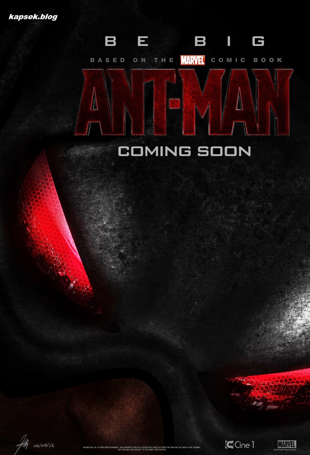 upcoming movie antman 2015 official trailer from marvel