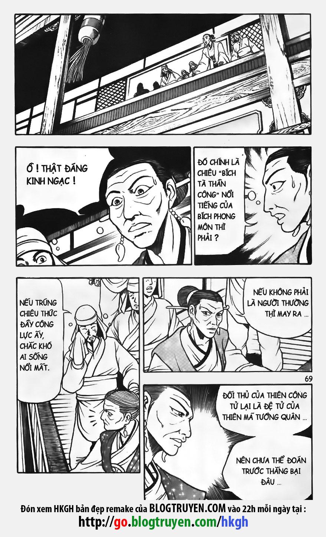 Hiệp Khách Giang Hồ - Hiệp Khách Giang Hồ Chap 050 - Pic 24