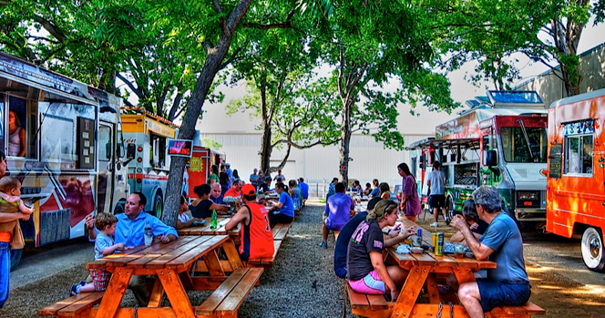 Fort Worth Food Truck Park