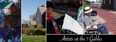 Artist Reception at House of Seven Gables