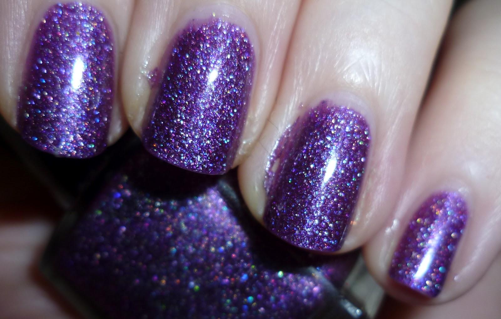 dark purple sparkler glitter - photo #15